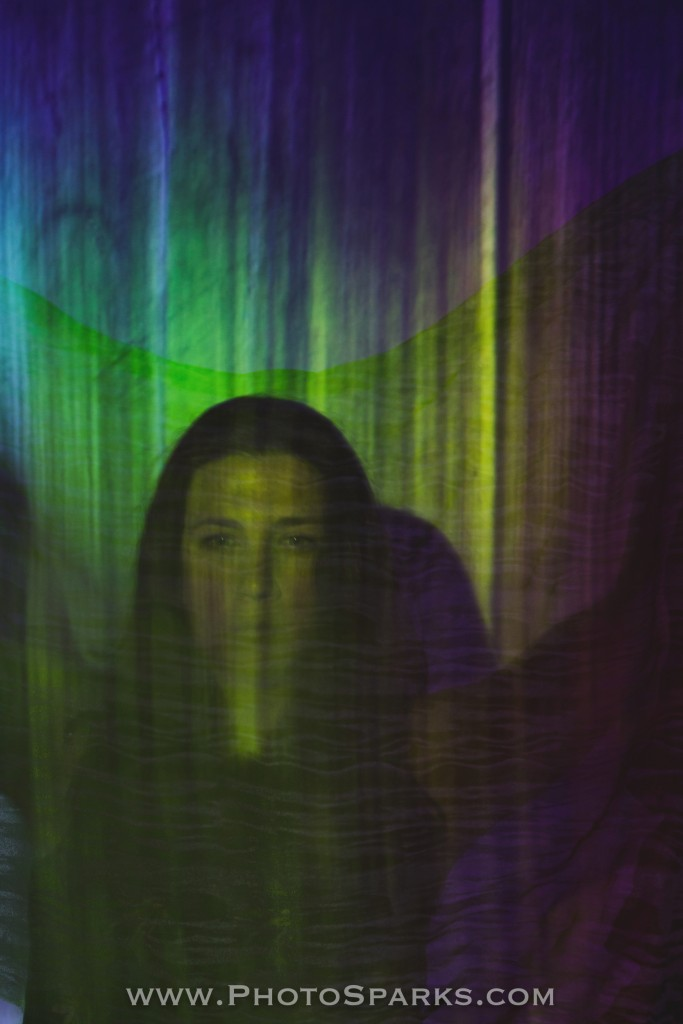portraits, experimental, projection, projector, portraiture, modern