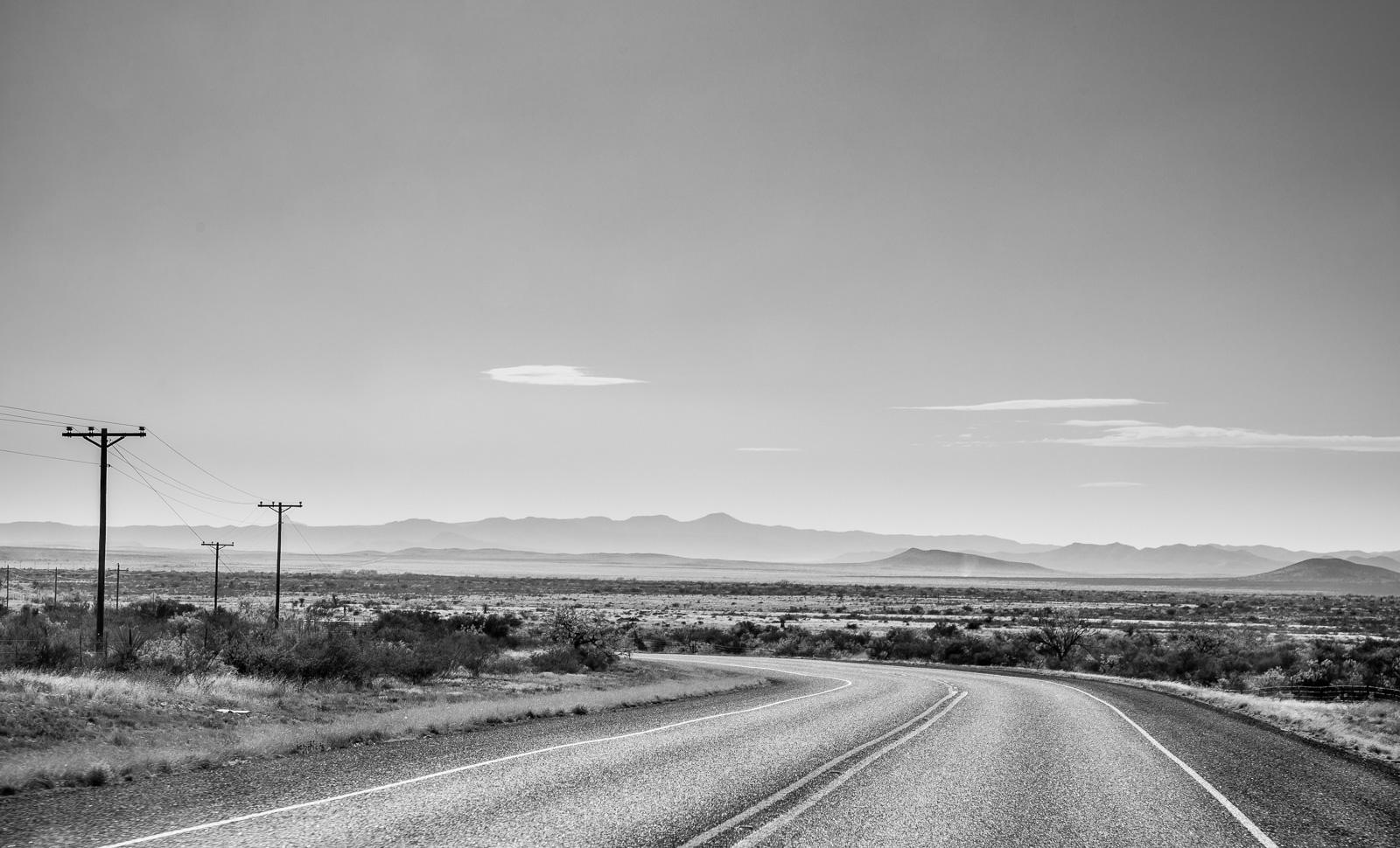 big bend, highway 90, west texas, desert