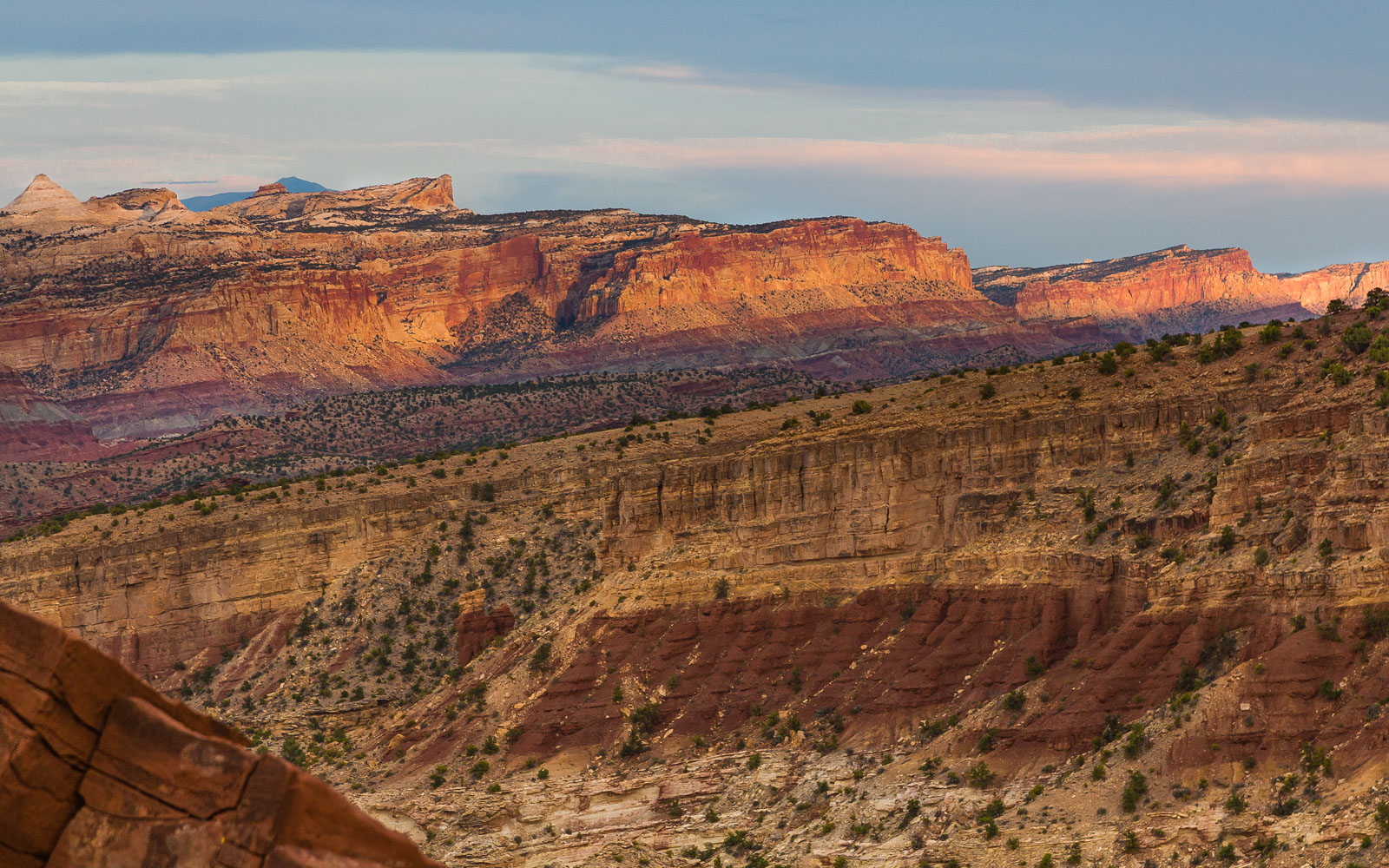 Capital Reef Sunset Point